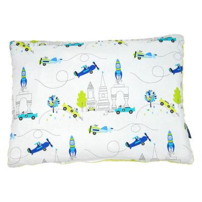 Poduszka dla dziecka 30 x 40 cm Minky AIRPLANE Mon Miracle 1