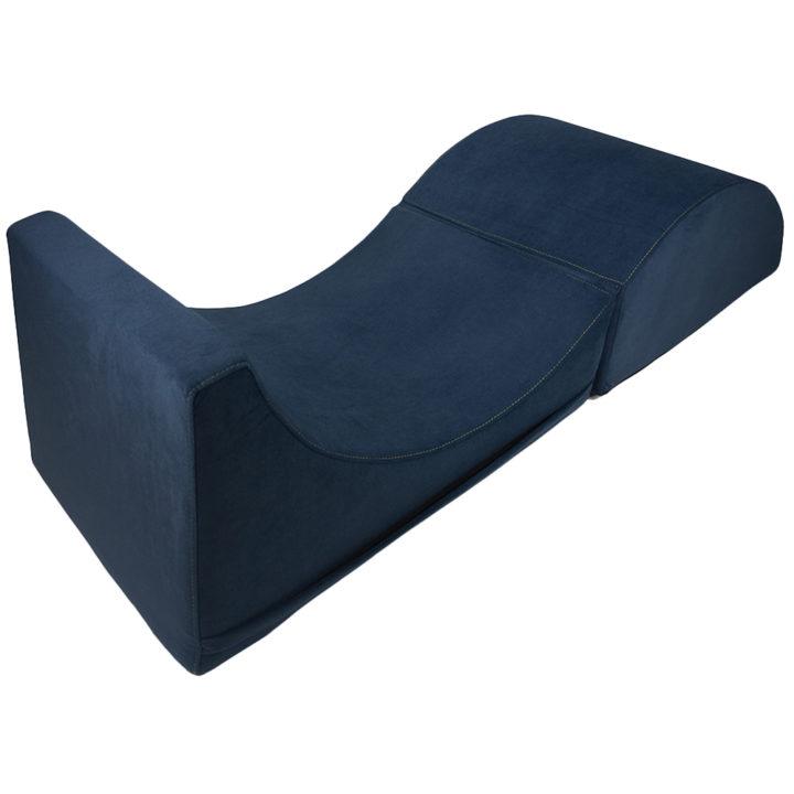 Fotel stolik atramentowy Futuristic VIA DOMO Mon Miracle 1
