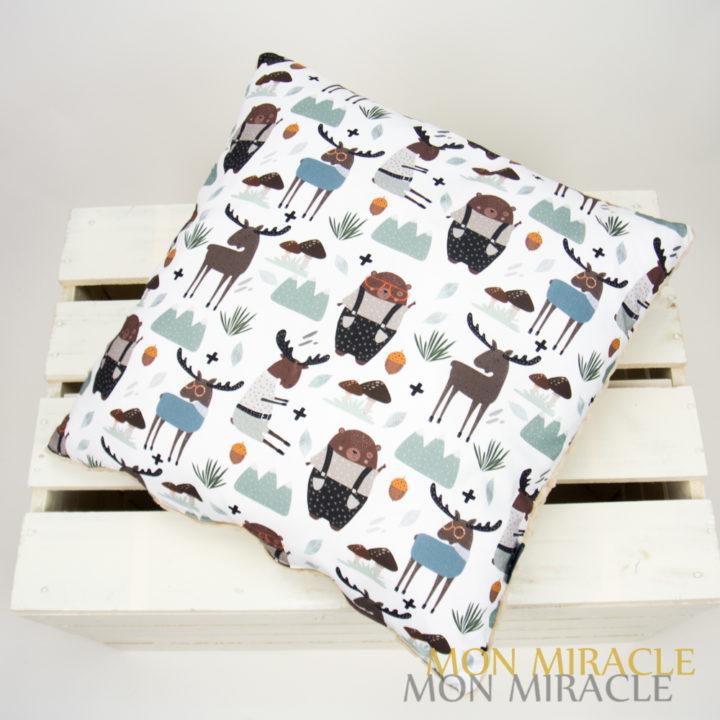 poduszka ALASKA 40x40 bawełna