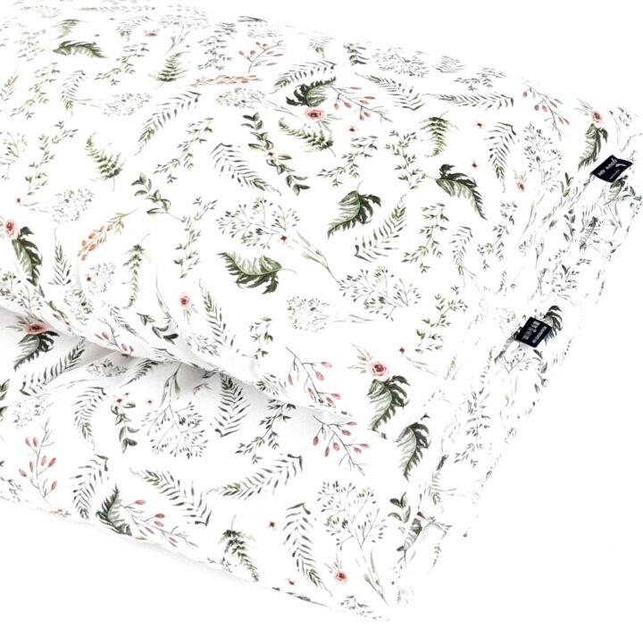 Komplet pościeli GARDEN 110x150 cm i 40x60 cm
